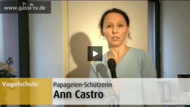 Vogelschule-Papageien-Sittiche-Clicker-Targetstick